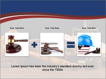 Court Fairness PowerPoint Template - Slide 22