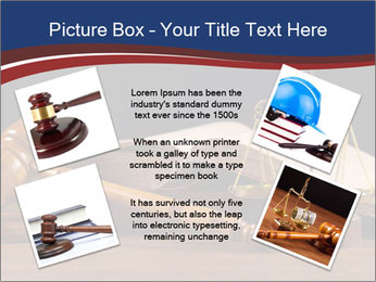 Court Fairness PowerPoint Template - Slide 24
