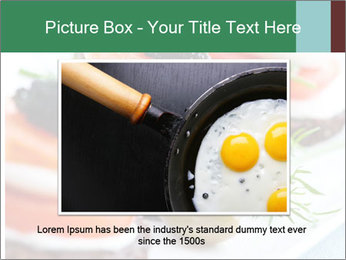 Smoked Salmon Snack PowerPoint Templates - Slide 16