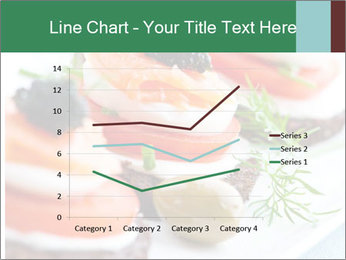 Smoked Salmon Snack PowerPoint Templates - Slide 54