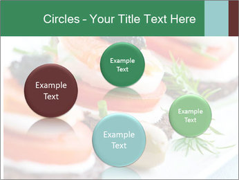 Smoked Salmon Snack PowerPoint Templates - Slide 77