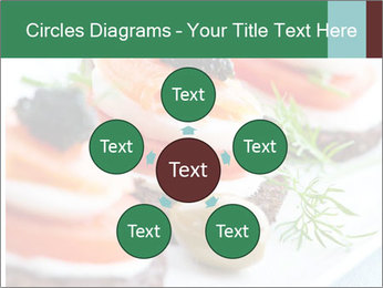 Smoked Salmon Snack PowerPoint Templates - Slide 78