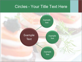 Smoked Salmon Snack PowerPoint Templates - Slide 79