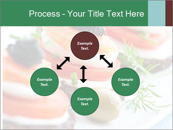 Smoked Salmon Snack PowerPoint Templates - Slide 91