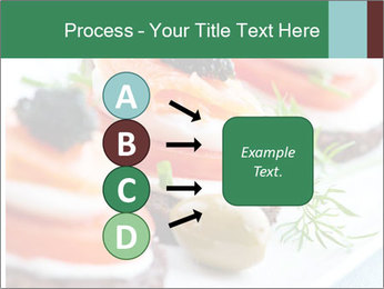 Smoked Salmon Snack PowerPoint Templates - Slide 94