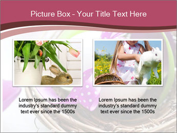 Basket With Easter Egg PowerPoint Template - Slide 18