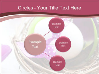 Basket With Easter Egg PowerPoint Templates - Slide 79