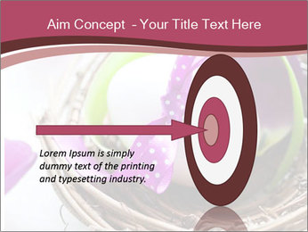Basket With Easter Egg PowerPoint Templates - Slide 83