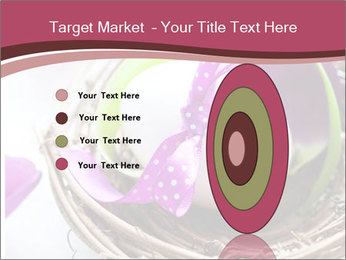 Basket With Easter Egg PowerPoint Templates - Slide 84