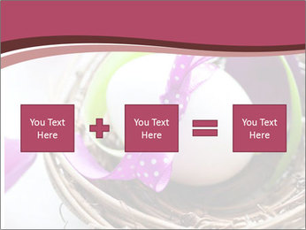 Basket With Easter Egg PowerPoint Template - Slide 95
