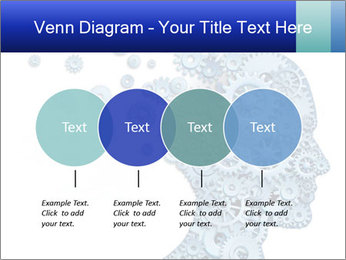Human head PowerPoint Templates - Slide 32