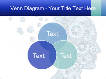 Human head PowerPoint Template - Slide 33