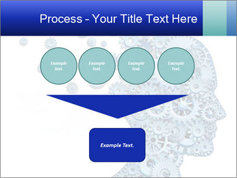 Human head PowerPoint Templates - Slide 93