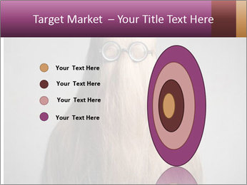 Glasses In Woman's Hair PowerPoint Template - Slide 84