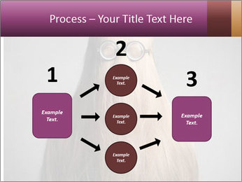 Glasses In Woman's Hair PowerPoint Template - Slide 92