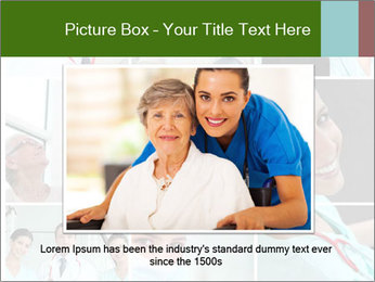 Clinic Photo Collage PowerPoint Templates - Slide 16