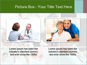 Clinic Photo Collage PowerPoint Templates - Slide 18
