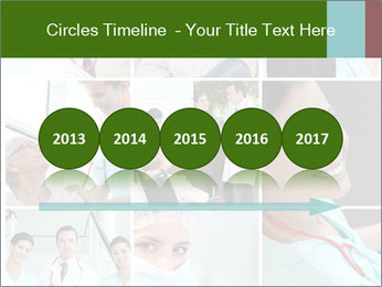 Clinic Photo Collage PowerPoint Templates - Slide 29