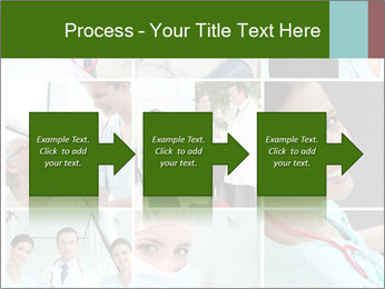 Clinic Photo Collage PowerPoint Templates - Slide 88