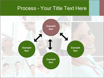 Clinic Photo Collage PowerPoint Templates - Slide 91