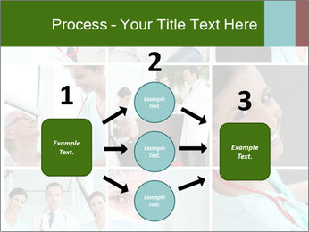 Clinic Photo Collage PowerPoint Templates - Slide 92