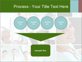 Clinic Photo Collage PowerPoint Templates - Slide 93