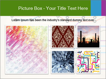 Subway Scheme PowerPoint Template - Slide 19