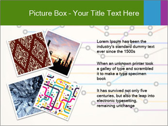 Subway Scheme PowerPoint Template - Slide 23