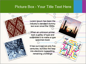 Subway Scheme PowerPoint Template - Slide 24