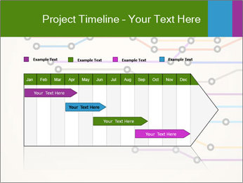 Subway Scheme PowerPoint Template - Slide 25