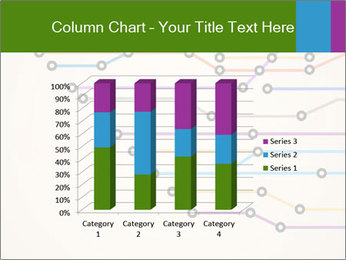 Subway Scheme PowerPoint Template - Slide 50