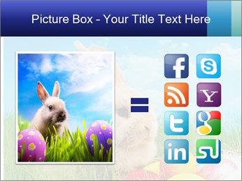 Beige Rabbit PowerPoint Templates - Slide 21