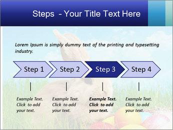 Beige Rabbit PowerPoint Template - Slide 4
