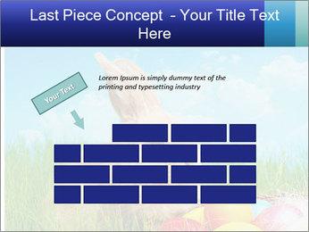 Beige Rabbit PowerPoint Template - Slide 46