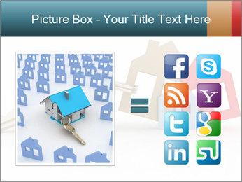 Key Set PowerPoint Templates - Slide 21