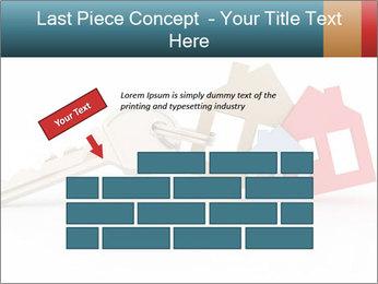 Key Set PowerPoint Templates - Slide 46