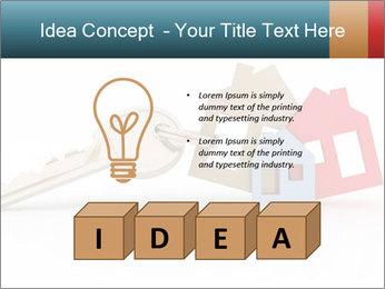 Key Set PowerPoint Templates - Slide 80