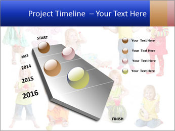 Girl with fruit PowerPoint Template - Slide 26
