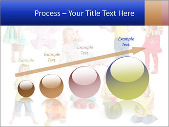 Girl with fruit PowerPoint Template - Slide 87