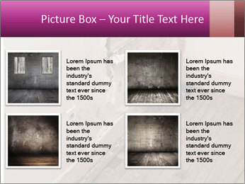 Rotten Wall PowerPoint Template - Slide 14