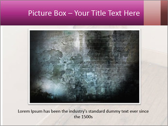 Rotten Wall PowerPoint Template - Slide 15