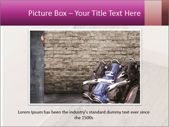 Rotten Wall PowerPoint Template - Slide 16