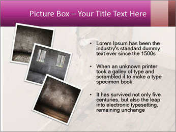 Rotten Wall PowerPoint Template - Slide 17