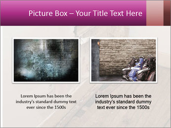 Rotten Wall PowerPoint Template - Slide 18