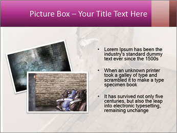 Rotten Wall PowerPoint Template - Slide 20