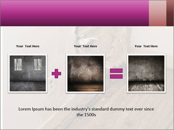 Rotten Wall PowerPoint Template - Slide 22