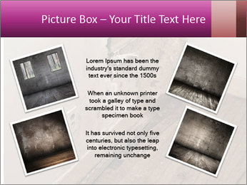 Rotten Wall PowerPoint Template - Slide 24