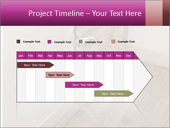 Rotten Wall PowerPoint Template - Slide 25