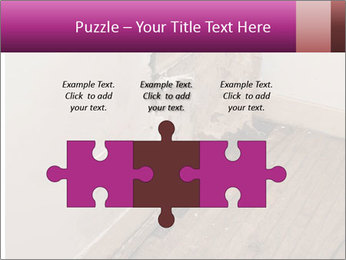 Rotten Wall PowerPoint Template - Slide 42