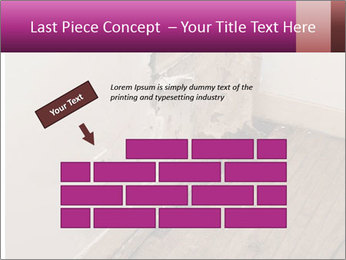 Rotten Wall PowerPoint Template - Slide 46